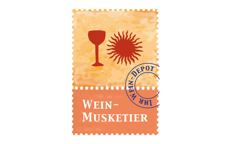 Wein-Musketier Michael Lehmann